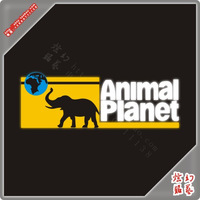 D006 animal planet car stickers reflective stickers car sticker off-road outdoor classic