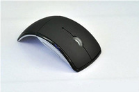 HOT !  New design 2.4Ghz Wireless Folding mouse  with Nano Receiver    Usb Mouse  For laptop &PC