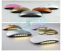 LED infrared human body sensor lamps shoe cabinet wardrobe light-controlled night light