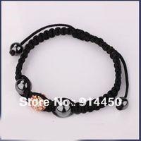 handmade bangles,one piece shamballa bracelet micro disco ball fashion shambhalla bracelets jewelry sets free P&P