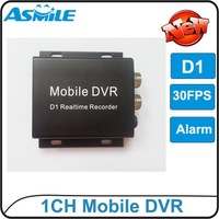 2014 hot sale 1CH Car DVR System,1channel Mobile DVR system to Alexandr Dikhtirenko  from asmile