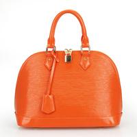 2013 candy color vintage genuine leather women handbag brief cowhide shell shoulder bags women leather handbags