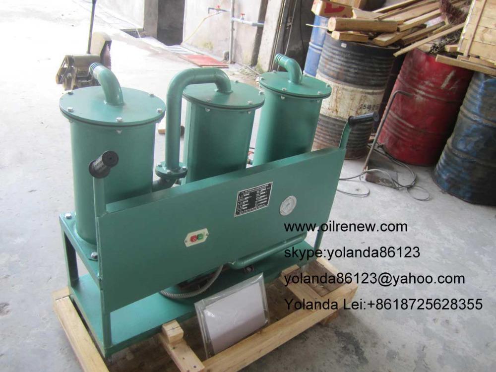 JL Mini type oil purification unit | Portable Oil Filter Machine(China (Mainland))
