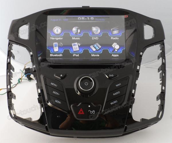Автомобильный DVD плеер Cartouch DVD GPS автомобильный dvd плеер zhoon android 4 2 2 dvd gps xtrail nissan x trail