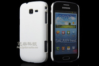 NEW FASHION HARD RUBBERIZED RUBBER COATING BACK CASE COVER FOR Samsung Galaxy Trend I699