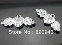 50pcs Flying Angel Hang Pendant Charm DIY Phone Strips Wristband & Necklace