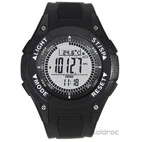 FR8202A Digital Compass Pedometer Altimeter Barometer Air Pressure Calorie Distance record Trend Watch FreeShipping