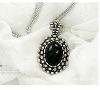 4pcs 2015 new A146 jewelry fashion wholesale retro sweater chain necklace mysterious power style women gift