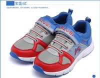Fall 2013 men's shoes breathable mesh shoes for children 1370