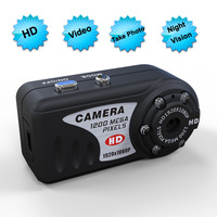 HD 1080P Mini Camcorder T8000, Thumb DV, Hidden Camera Recorder LM-MC860