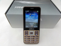 Konka konka d606 dual card dual standby old man mobile phone ultra long standby qq handwriting
