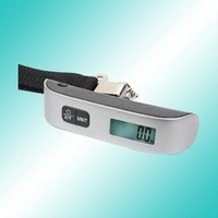 50kg /110lb Portable Hanging Digital Luggage Weighting Scale