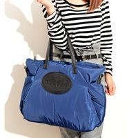 2013 women's winter handbag vintage one shoulder casual down bag cross-body space cotton-padded jacket big bags