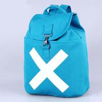 Free Shipping!Japanese Anime One Piece Tony Tony Chopper Cosplay Backpack Blue Canvas School Bag