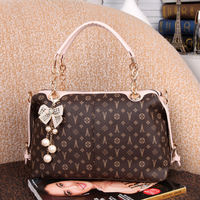 Fashionable casual women's handbag fashion ol elegant all-match female 1170 portable messenger bag