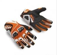 New KTM racetech 12 motorcycle gloves motorbike motorcross ATV Offrod gloves Free shipping worldwide