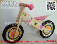 Removable Woody Bike  Children Balance Bike With pneumatic  for  ride-on toy