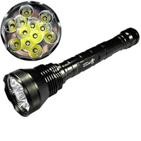 Trustfire 12T6 Cree XM-L T6 13800 Lumen 5-Mode High Power LED Flashlight + Free Shipping