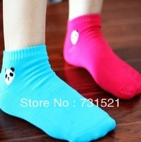 Cute cartoon bear socks and comfortable cotton socksTongwa