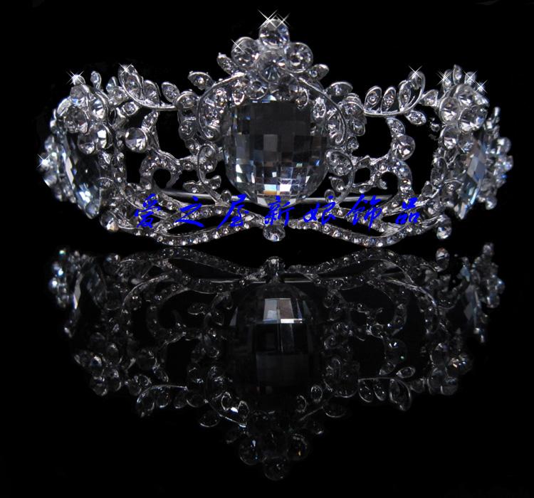 The bride accessories alloy rhinestone crystal accessories marriage wedding accessories