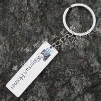 key finder Customize keychain customize logo key ring metal keychain