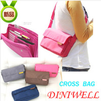 DINIWELLMulti-function Travel Storge bag / passport bag  /single-shoulder bag/ haversack