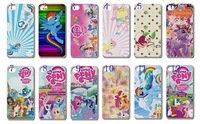New design Little Pony case hard back cover for iphone 4 4s 4g 12PCS/lot+free shipping