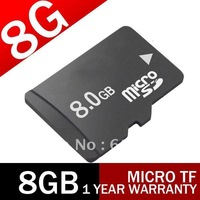 100% Genuine real capacity!!!New Team 8GB Micro SDHC High Performance Flash sd Card and SD Adapter