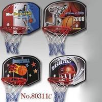 Free shipping 5 hanging backboard 80311c child basketball board basketball iron