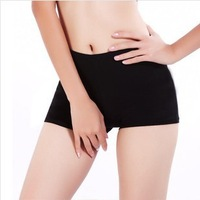 High Quality 3 PCS/lot  Women Anti Emptied Underwear Sexy Ladies's Panties Flat File Without 2 Colors
