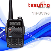 TESUNHO TH-UVF10 new commercial ham license free handheld long range uv dual band walkie talkie