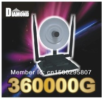 Free shipping Facotry price 5pcs/lot 2010 Latest High-Power Diamond 360000G 24DB 2000mw USB Wireless Adapter support Win7