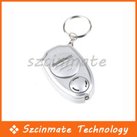 Free shipping Mosquito Repeller Killer Electronic Keychain 300pcs/lot Wholesale