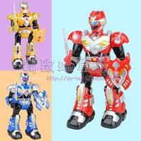 Genuine Terminator armor warrior dance battle intelligent remote control robot toys for children birthday gifts Christmas gifts
