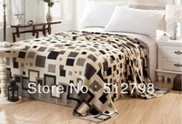 wholesale 5 pcs/lot  kids baby children Flannel blanket 200 gsm  throw bedspread 70*100 cm  air conditioning