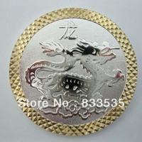 Zodiac dragon Zinc Alloy Coins