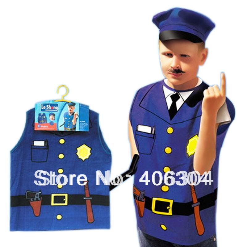 Костюм полицейский детский своими руками