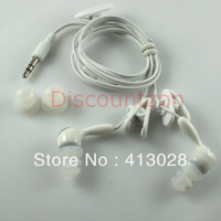 3.5mm Plug waterproof In-ear Earphone/headphone for Swimming MP3/FM Radio Speedo mp3 Player free shipping