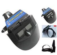 Battery auto darkening welding mask welder's helmet auto welding helmet lens flame auto darkening mig tig mag welding grinding