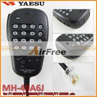 FREE SHIPPING MH-48 DTMF Speaker Mic for YaesuFT-8800R FT-8900R FT-7900R FT-7800R FT-2900R FT-1900R Speaker Microphone MH-48A6J