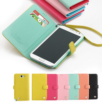 For samsung   note2 mobile phone set protective case mobile sheath n7108 n7100 mobile phone case
