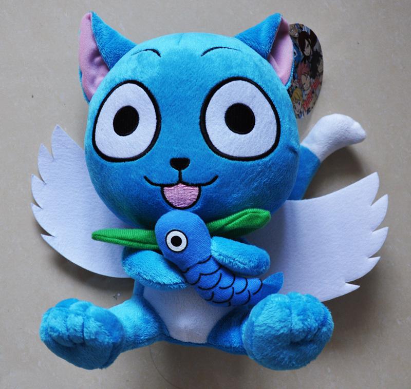 Happy Fish Fairy Tail Fairy Tail Happy Cat Stuffed