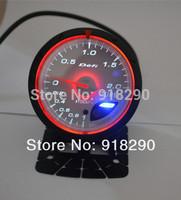 "high quality 2.5"" 60MM Defi Advance CR Gauge Meter TURBO BOOST Meter Defi Gauges Car Meter"