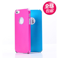 Ultra-thin aluminum alloy protective case iphone5 phone case metal shell  for apple   5s metal shell protective case