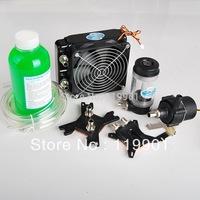 PCGB33  Syscooling water cooling kit for CPU,GPU/VGA ,North bridge ,copper block