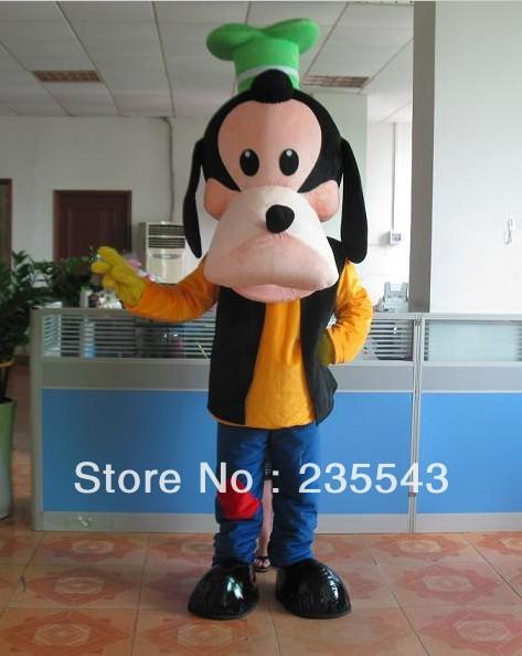 Goofy Costume Adults Adult Goofy Mascot Costume