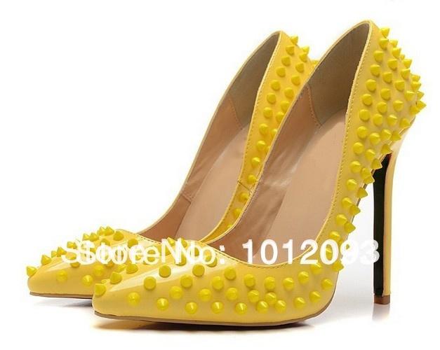 popular womens yellow dress shoes buy cheap womens yellow
