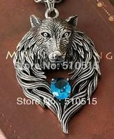 Wolf Totem Farseer Raider Underworld Pendant Necklace