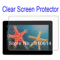 "With Retail Package Ultra Clear Screen Protector Guard Film For ASUS MeMO Pad FHD 10 ME302C ME302 10.1"" Tablet PC 100pcs/lot"