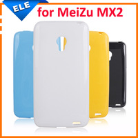 Meizu MX2 Soft TPU Gel Cover Case for Meizu MX2 Protective Shell  Fashion Colors in Stock
